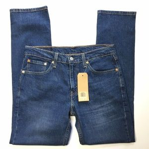 NWT LEVI'S Sz 32/32 511 Slim Fit Jeans INVL